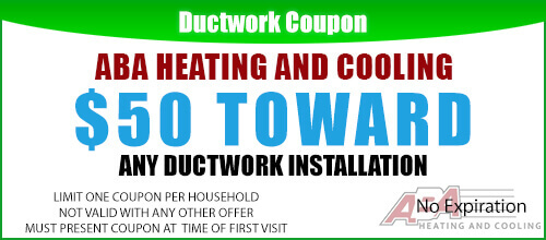 Ductwork Installation Coupon